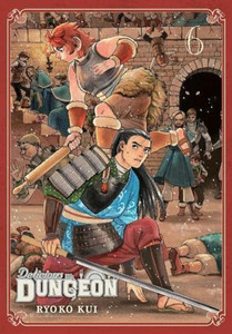 Delicious in Dungeon Manga 06