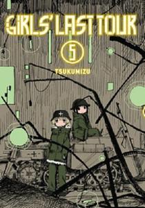 Girls' Last Tour Graphic Novel 05