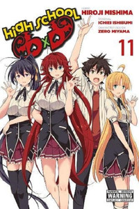 High School DxD Graphic Novel 11