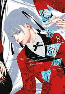 Kakegurui - Compulsive Gambler - Graphic Novel Vol. 08
