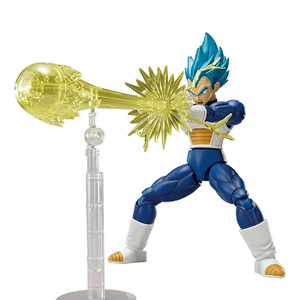 Dragon Ball Z Model Kit: SS God Super Saiyan Vegeta
