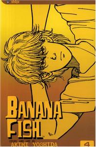 Banana Fish Graphic Novel Vol. 04