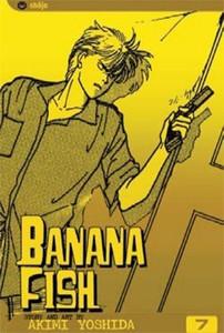 Banana Fish Graphic Novel Vol. 07