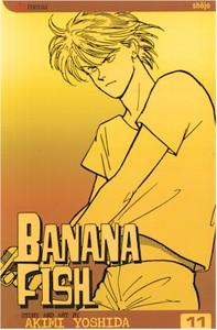 Banana Fish Graphic Novel Vol. 11