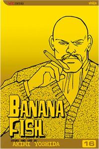 Banana Fish Graphic Novel Vol. 16
