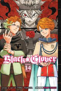 Black Clover Graphic Novel 14