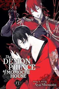 Demon Prince of Momochi House Graphic Novel Vol. 13