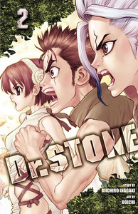 Dr. STONE Graphic Novel Vol. 02