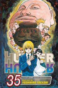 Hunter X Hunter Graphic Novel 35