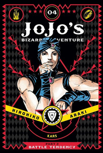 JoJo's Bizarre Adventure Part 2 Battle Tendency 04