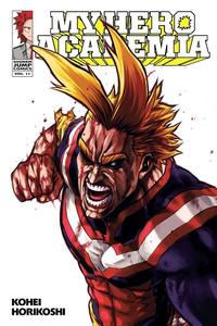 My Hero Academia Graphic Novel Vol. 17