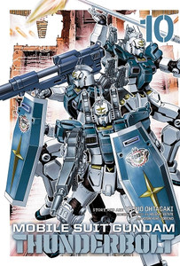 Mobile Suit Gundam Thunderbolt Vol. 10