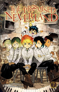 The Promised Neverland Graphic Novel 07