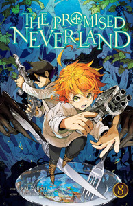 The Promised Neverland Graphic Novel 08