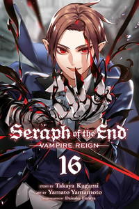 Seraph of the End Graphic Novel Vol. 16