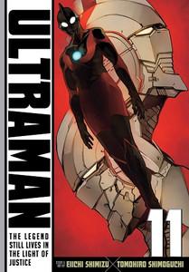 Ultraman Graphic Novel Vol. 11