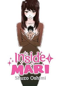 Inside Mari Graphic Novel 01