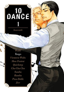 10 Dance Graphic Novel 01