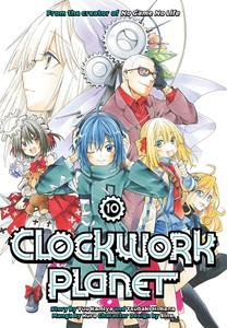 Clockwork Planet Graphic Novel 10