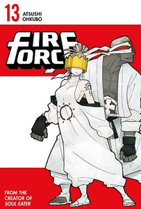 Fire Force Graphic Novel 13
