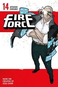 Fire Force Graphic Novel 14
