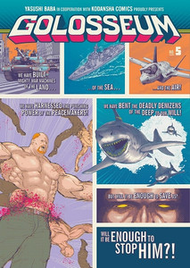 Golosseum Graphic Novel Vol 5