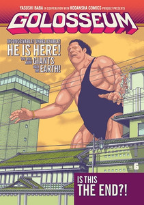 Golosseum Graphic Novel Vol 6