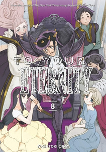 To Your Eternity Graphic Novel 08
