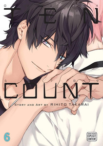 Ten Count Graphic Novel 06