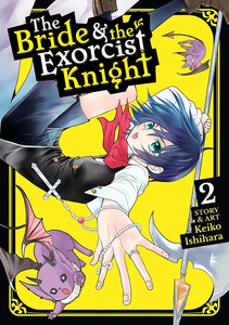The Bride & the Exorcist Knight Graphic Novel 02