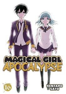 Magical Girl Apocalypse Graphic Novel 16