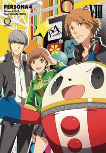 Persona 4 Graphic Novel 08
