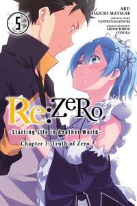 Re:Zero -Starting Life in Another World 3 - Manga 05