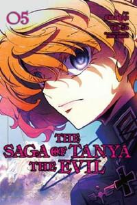 Saga of Tanya the Evil Graphic Novel 05