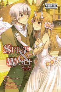 Spice & Wolf Graphic Novel 16