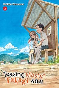 Teasing Master Takagi-san Graphic Novel 02