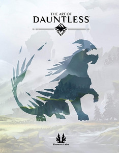 The Art of Dauntless Art Book (HC)