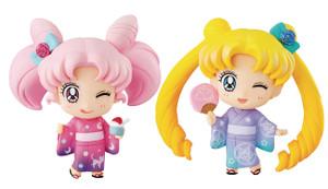 Sailor Moon Petit Chara Kyoto Marubeni Ver