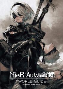 NieR: Automata World Guide Vol. 01 Art Book (HC)