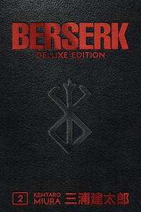 Berserk Deluxe Volume 02 (HC)