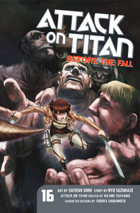 Attack on Titan: Before the Fall Graphic Novel 16
