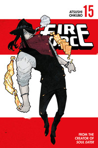 Fire Force Graphic Novel 15