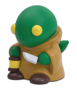 Final Fantasy Mascot Coin Bank Figure - Tonberry