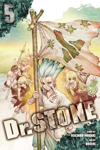 Dr. STONE Graphic Novel Vol. 05