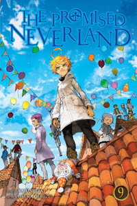 The Promised Neverland Graphic Novel 09