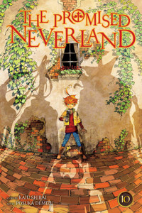 The Promised Neverland Graphic Novel 10