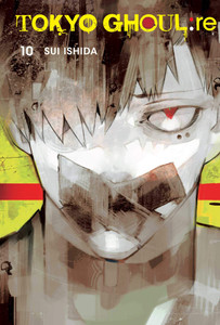 Tokyo Ghoul:re Graphic Novel Vol. 10