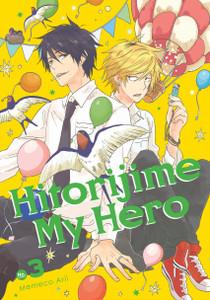 Hitorijime My Hero Graphic Novel 03