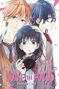 Love in Focus Graphic Novel 01