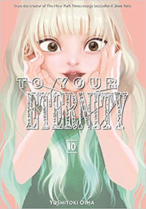 To Your Eternity Graphic Novel 10